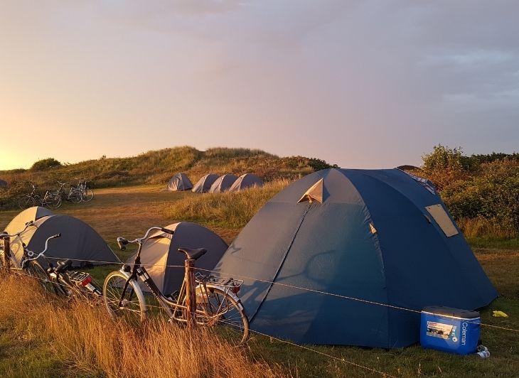 Vakantie Waddeneilanden | camping Wadden | Waddenhop.com