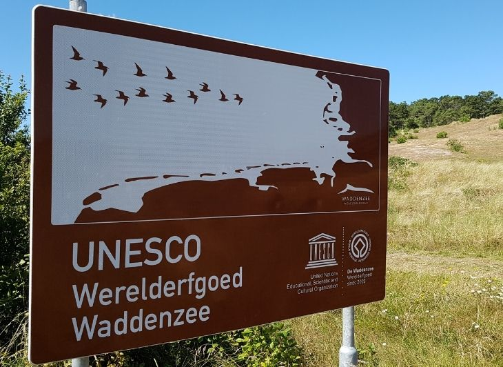 Vakantie Waddeneilanden - Waddenzee Unesco werelderfgoed - Waddenhop