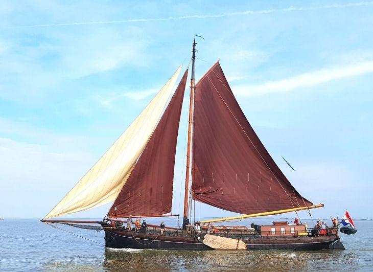 Weekje Waddeneilanden - zeilboot - Waddenhop