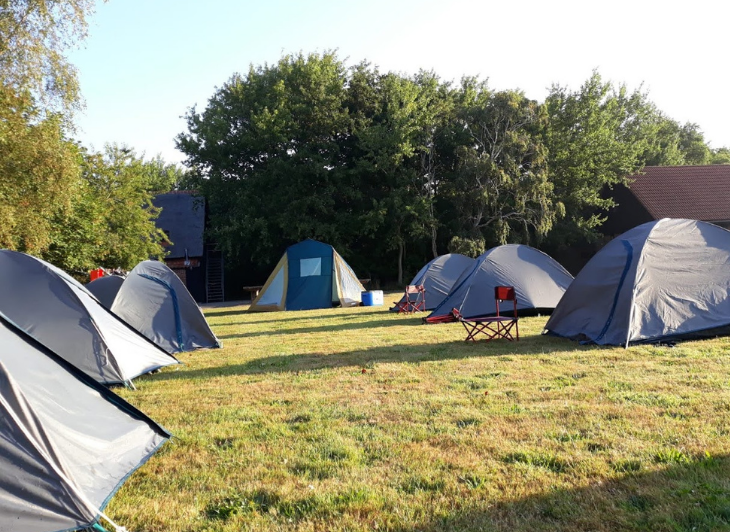 backpacken in Nederland - roadtrip waddeneilanden - tenten - Waddenhop